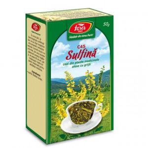 Ceai Sulfina - Iarba C45 - 50 gr Fares