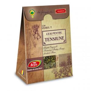 Ceaiul T - Ceai pentru tensiune C26 - 50 gr Fares
