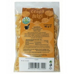 Ceapa fulgi - 40 g Herbavit