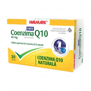 Coenzima Q10 60 mg - 30 cps