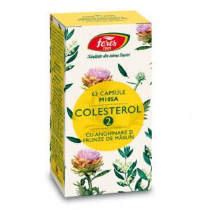 Colesterol 2 - 63 cps Fares