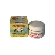 Conimed crema cu argila - 50 ml