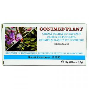 Conimed Plant supozitoare 1.5 g - 10 buc