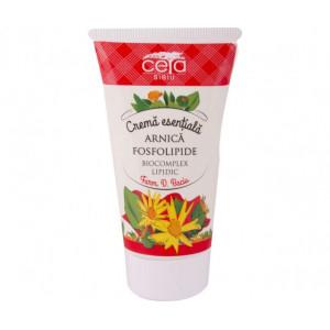 Crema esentiala cu extract de arnica si fosfolipide - 50 ml