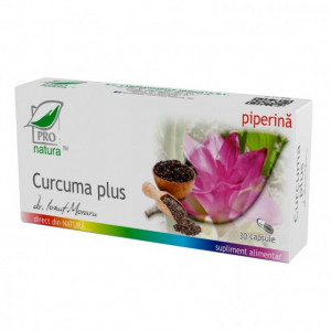 Curcuma Plus - 30 cps