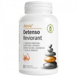 Detenso Reviorant - 30 cpr