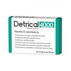 Detrical D3 4000UI - 60 cpr