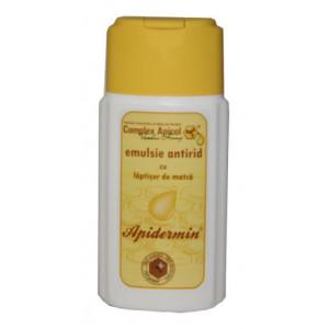 Emulsie Antirid pentru fata Apidermin - 100 ml