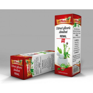 Extract Gliceric Stimulent Renal - 50 ml