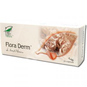 Flora Derm - 30 cps