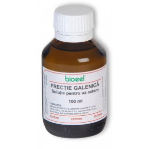 Frectie Galenica (uz extern) - 100 ml