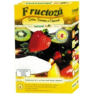 Fructoza 400gr. (Hipocrate)