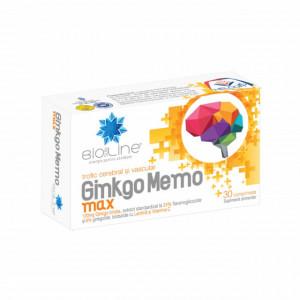 Ginkgo Memo Max 120 mg - 30 cpr