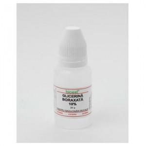 Glicerina Boraxata 10% - 20 ml Bioeel