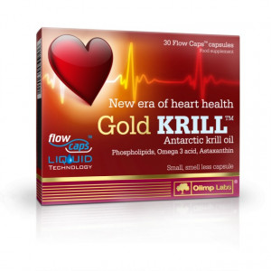 Gold Krill - 30 cps