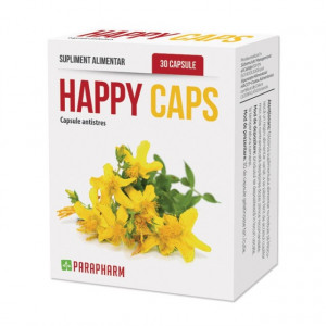 Happy Caps - 30 cps