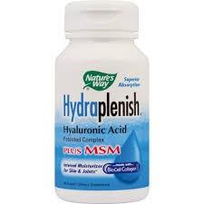 Hydraplenish + MSM - 60 capsule vegetale