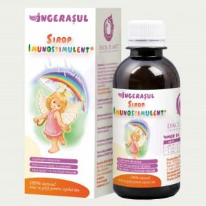 Ingerasul Sirop Imunostimulent - 200 ml