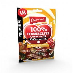 Jeleu din suc de mar 100% fara gluten - Tropical - 80 g