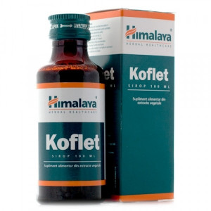 Koflet sirop 100 ml - antitusiv