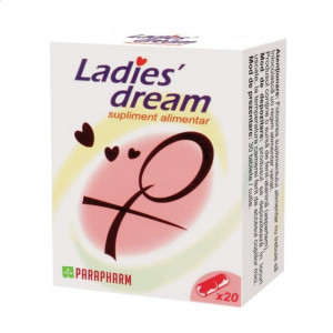 Ladies Dream - 20 cps