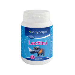 Lecitina 1200 mg - 30 cps Bio Synergie