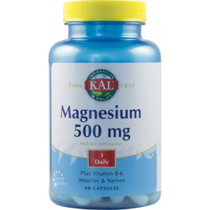 Magnesium 500 mg - 60 tablete