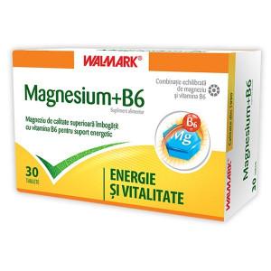 Magnesium + B6 - 30cpr