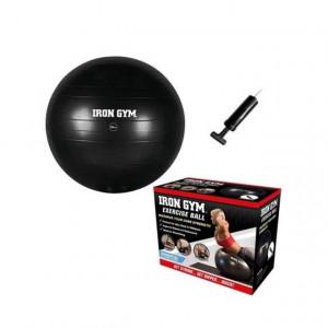 Minge aerobic 55 cm + pompa IRON GYM ESSENTIAL