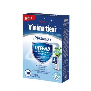 Minimartieni PROimun Defend - 30 cpr