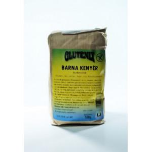 Mix paine neagra PKU - 500 g - Glutenix