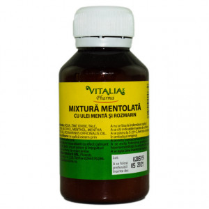 Mixtura mentolata - 100 ml