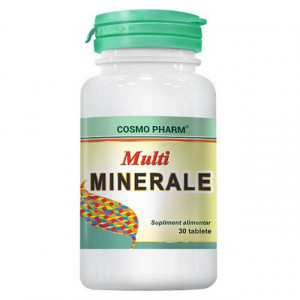 Multiminerale - 30 cpr