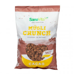 Musli Crunch cu cacao - 500G
