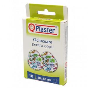Ocluzoare pentru copii - 10 buc QPlaster
