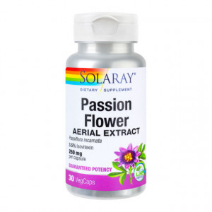 Passion Flower (Floarea-pasiunii) 250mg - 30 cps
