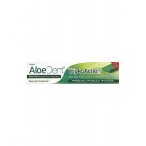 Pasta de dinti Triple Action cu Aloe Vera si Coenzima Q10 -100 ml