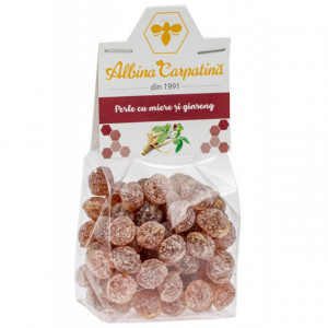 Perle cu miere si ginseng - 100 g