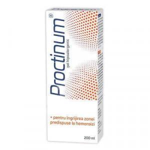 Proctinum gel hipoalergenic igiena ano-rectala - 200 ml