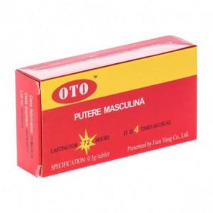 Putere masculina - 4 tablete