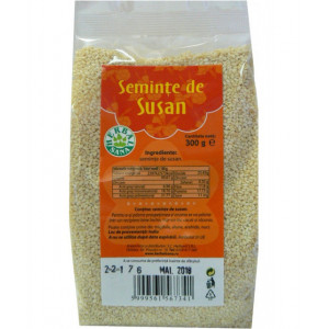 Seminte susan - 300 g Herbavit