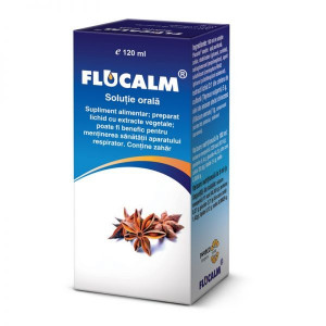 Sirop Flucalm - 120 ml