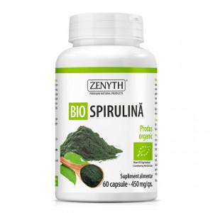 Spirulina Bio - 60 cps