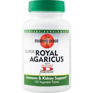 Super Royal Agaricus - 120 tablete vegetale