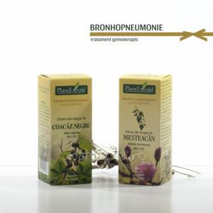 Tratament naturist - Bronhopneumonie (pachet)