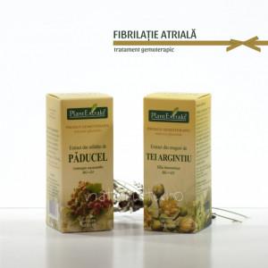 Tratament naturist - Fibrilatie atriala (pachet)