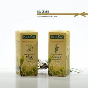 Tratament naturist - Leucemie (pachet ajutator)