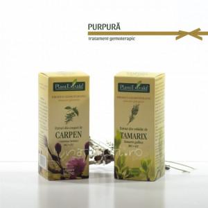 Tratament naturist - Purpura (pachet)