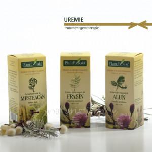 Tratament naturist - Uremie (pachet)