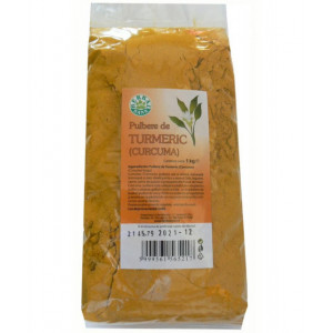 Turmeric pulbere - 1 kg Herbavit